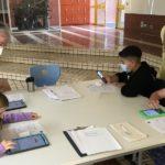 Lehrer-Schüler-Teams erleichtern den Eintritt ins virtuelle Klassenzimmer