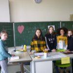 Lesespurgeschichte beim Fach Deutsch